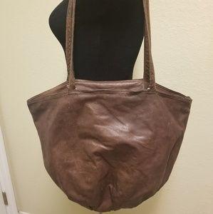 Bottega Veneta Made In Italy leather Tote Bag